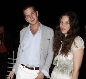 Andrea Casiraghi et Tatiana Santo Domingo, un joli duo bohème.