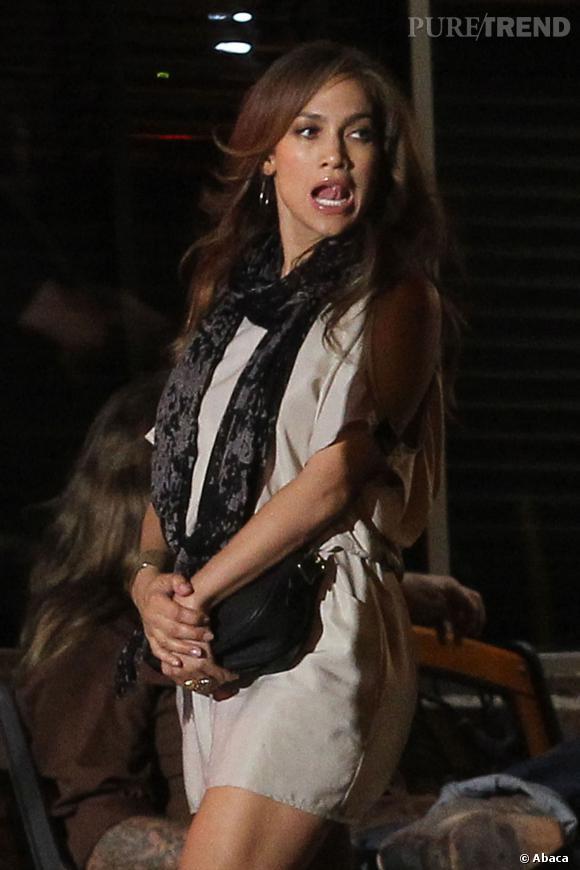 La dernière à s'être fait critiquée pour s'être produite pour un dictateur, c'est Jennifer Lopez.