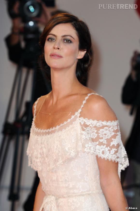 Anna Mouglalis, sublime pour la Mostra de Venise 2013