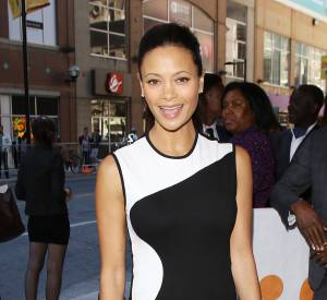 Thandie Newton attend son 3e enfant !