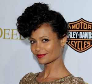 """Thandie Newton a notamment interprété Kem, la femme du Dr Carter dans la série """"Urgences""""."""