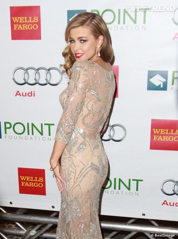 Pour une fois, Carmen Electra était vraiment habillée sur le red carpet...
