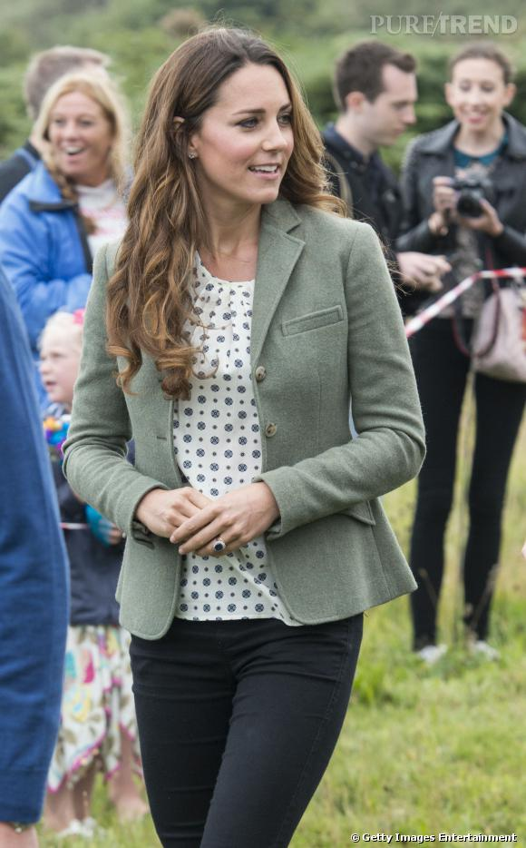 Kate Middleton une Princesse... jalouse !