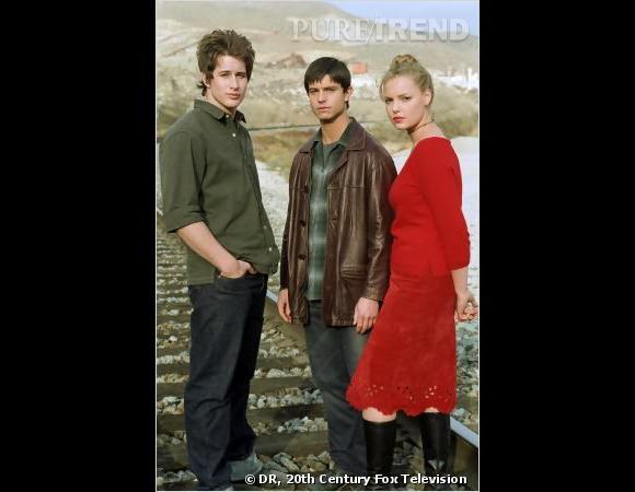"""Katherine Heigl a débuté dans la série """"Roswell"""" dans les années 2000."""