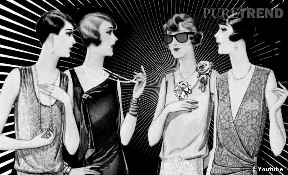 Gabrielle Chanel mettra également au goût du jour la bijouterie fantaisiste.