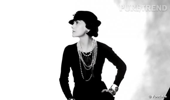 Inside Chanel, l'histoire de Gabrielle Chanel.