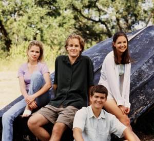 Dawson : Katie Holmes, Michelle Williams, Joshua Jackson 10 ans apres