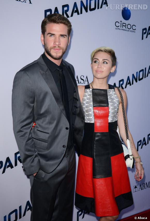 Liam Hemsworth/Miley Cyrus, la fin d'un couple ?