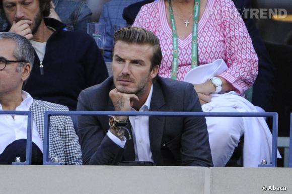 David Beckham est fier d'arborer le prénom de sa douce depuis plus de 15 ans sur la main.