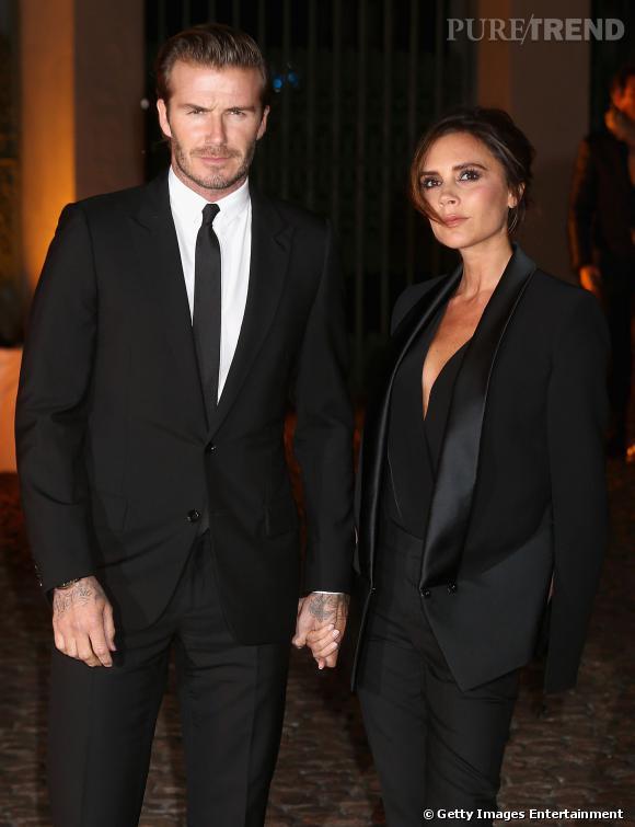 Le couple était présent à la soirée Global Fund dans le cadre de la Fashion Week. Ils sont beaux, lookés et ils s'aiment.