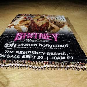 Les billets pour le show de Britney Spears à Las Vegas seront en vente le 20 septembre.