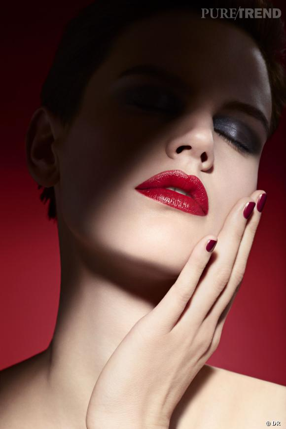 Les rouges à lèvres must have de l'automne Collection Rouge Ectasy de Girogio Armani