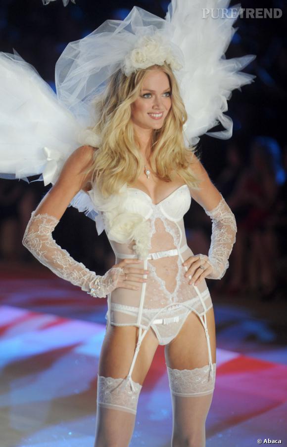 Pour être plus sexy en lingerie, Lindsay Ellingson doit prendre du poids avant le défilé Victoria's Secret.