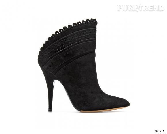 It-shoes : 30 objets de désir pour cet Automne-Hiver 2013/2014    Bottines Harmony, Tabitha Simmons, 895 €
