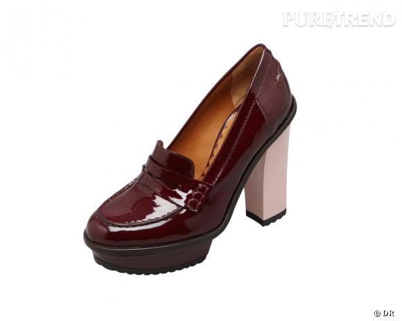 It-shoes : 30 objets de désir pour cet Automne-Hiver 2013/2014    Mocassins Mulberry, 775 €