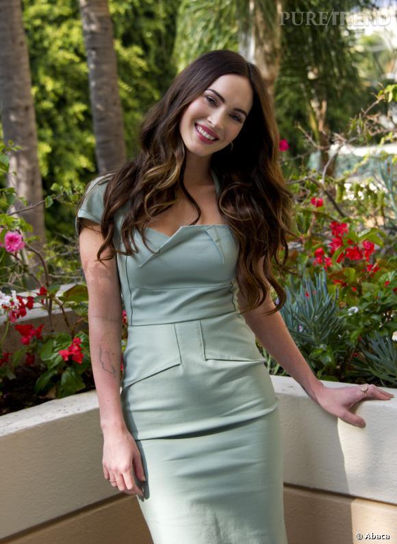 Megan Fox attend son second enfant, son fils vient d'avoir 1 an ce vendredi.