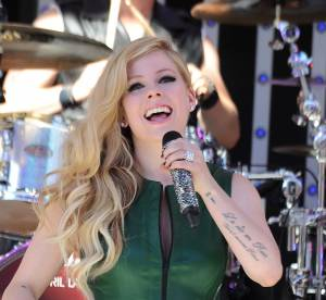 Avril Lavigne, enceinte sur l'emission de Queen Latifah ?