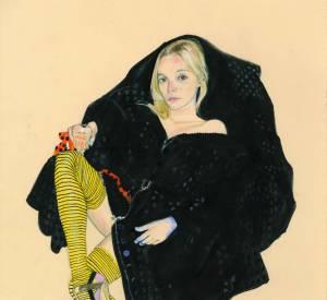 Portrait de Charlotte Chesnais par Cédric Rivrain