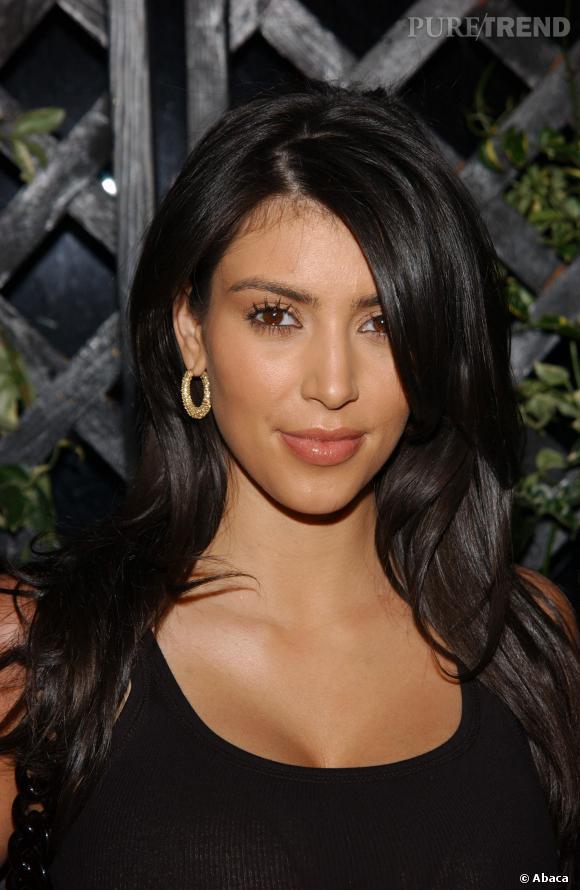En 2008, le visage de Kim Kardashian va commencer à changer.