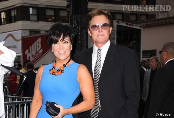 Mariés en 1991, Kris et Bruce Jenner était à la tête d'une véritable tribu recomposée.