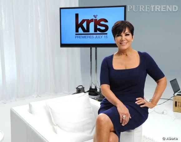 Kris Jenner était à la tête de sa propre émission sur la Fox.