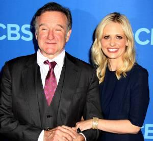 Sarah Michelle Gellar : ''J'ai postule pour que Robin Williams m'adopte !''
