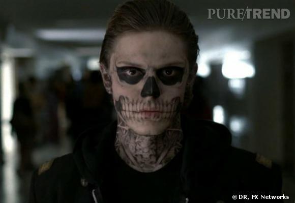 """""""American Horror Story"""" saison 1 : L'acteur : Evan Peters Son rôle : Tate. Dangereux psychopathe qui a tué bon nombre d'élèves de son école, son fantôme rode désormais dans la maison des héros."""