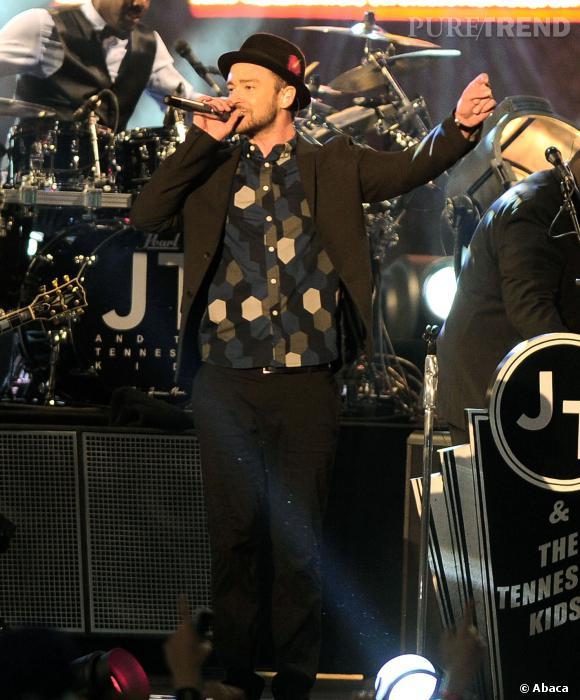Justin Timberlake est de nouveau parmi les nominés aux American Music Awards notamment dans la catégorie artiste de l'année.