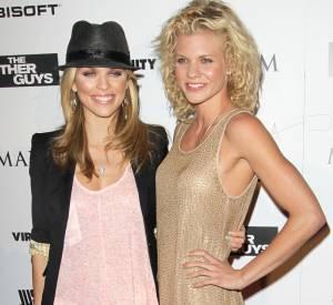 Angel et Annalynne McCord, des soeurs qui se ressemblent comme deux gouttes d'eau.