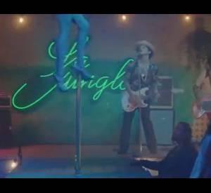"Le nouveau clip de Bruno Mars, ""Gorilla""."