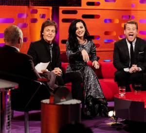 """Paul McCartney était aussi un des invités du """"Graham Norton Show""""."""
