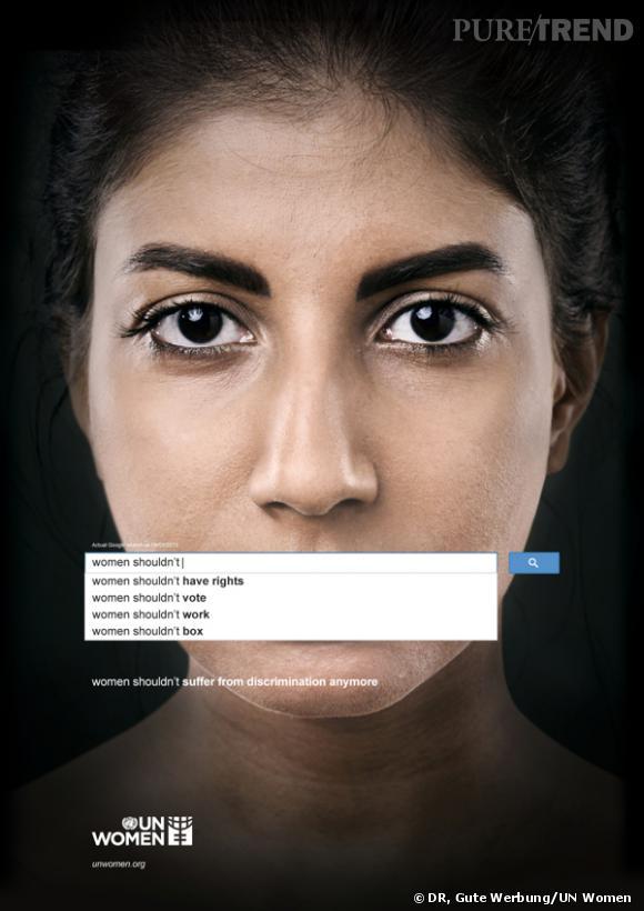 """""""Les femmes ne devraient pas"""" : """"avoir de droits"""", """"voter""""..."""
