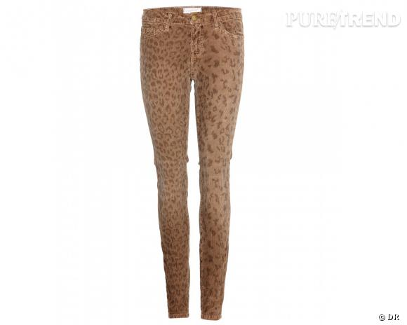 Shopping tendance animal print : jean Current/Elliott, 300 € sur  Mytheresa.com