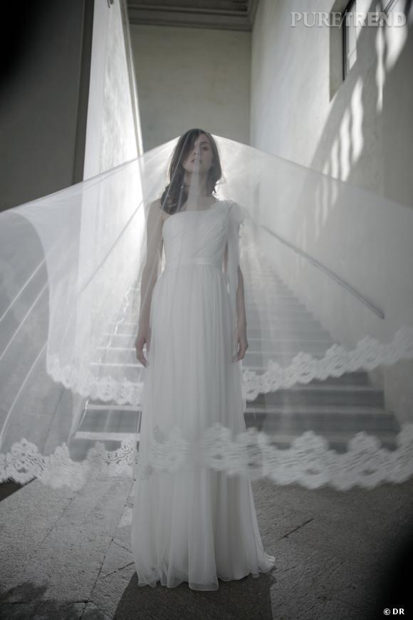 Les plus belles robes de mariée 2014 : Alberta Ferretti Forever 2014, modèle Venaria
