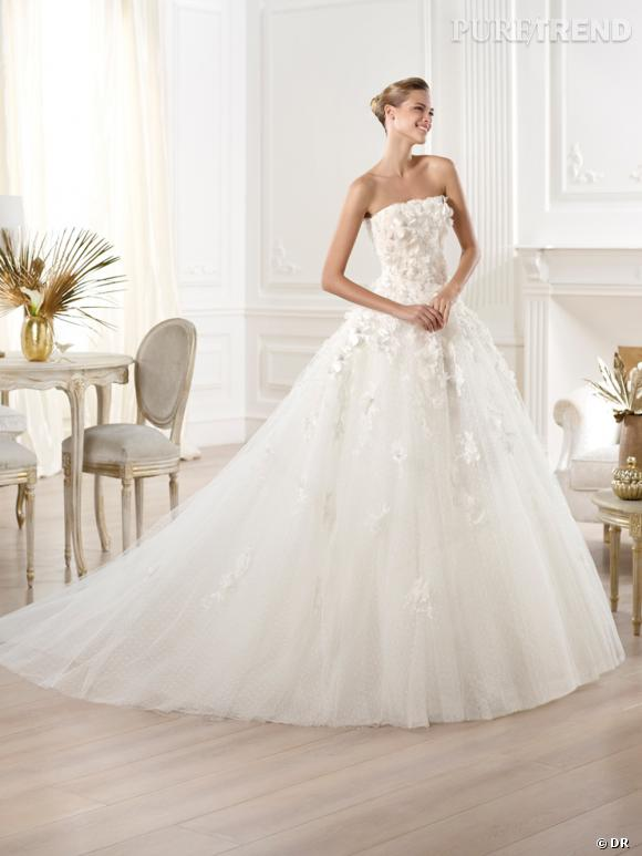 La plus belle robe com