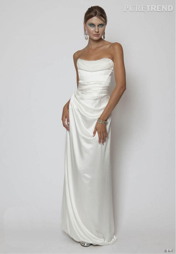 les plus belles robes de mari e 2014 vivienne westwood white collection printemps et 2014. Black Bedroom Furniture Sets. Home Design Ideas