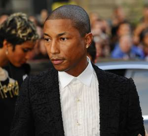 Pharrell Williams doit les secrets de son incroyable jeunesse a Naomi Campbell