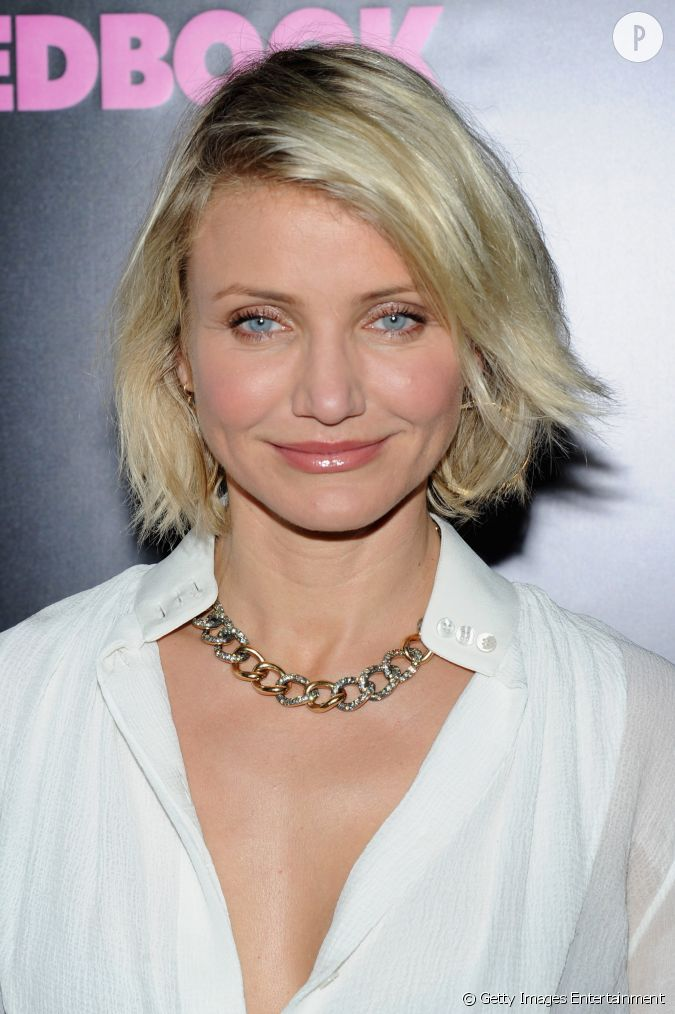 cameron diaz et son collier tango de pomellato. Black Bedroom Furniture Sets. Home Design Ideas