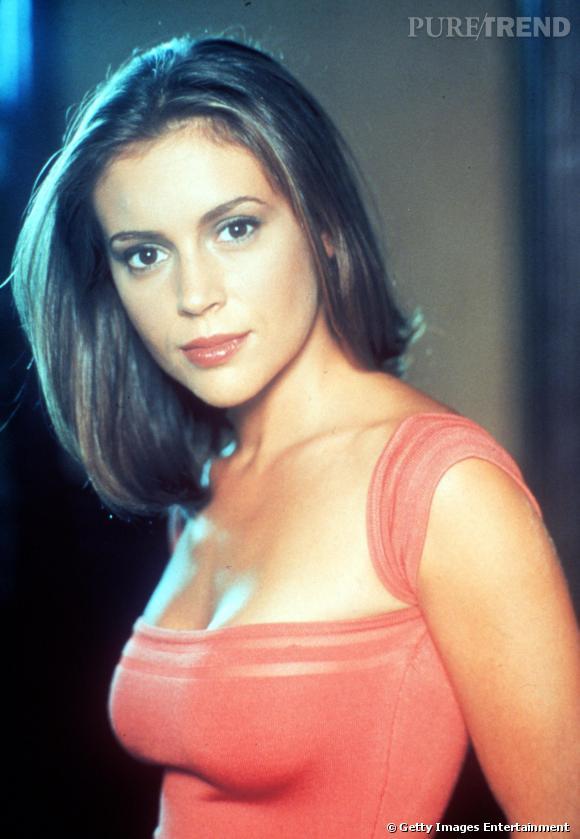 Alyssa Milano, qu'est devenue la bombe de Charmed ?