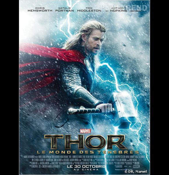 """""""Thor : Le Monde des ténèbres"""" avec Chris Hemsworth."""