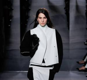 Valentino, Chloé, Chanel, Dior : tendance noir et blanc vue sur les podiums