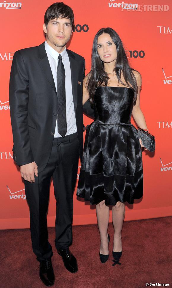 Pendant huit ans, Ashton Kutcher et Demi Moore ont formé l'un des couples les plus glamour d'Hollywood.