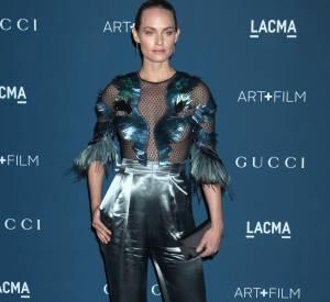 Amber Valletta au gala du LACMA 2013.