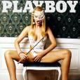 Playmate dominatrice chez Playboy par David LaChapelle.