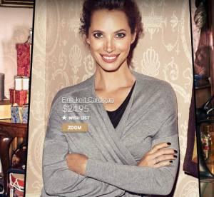 Christy Turlington et Doutzen Kroes, égéries de la nouvelle campagne H&M
