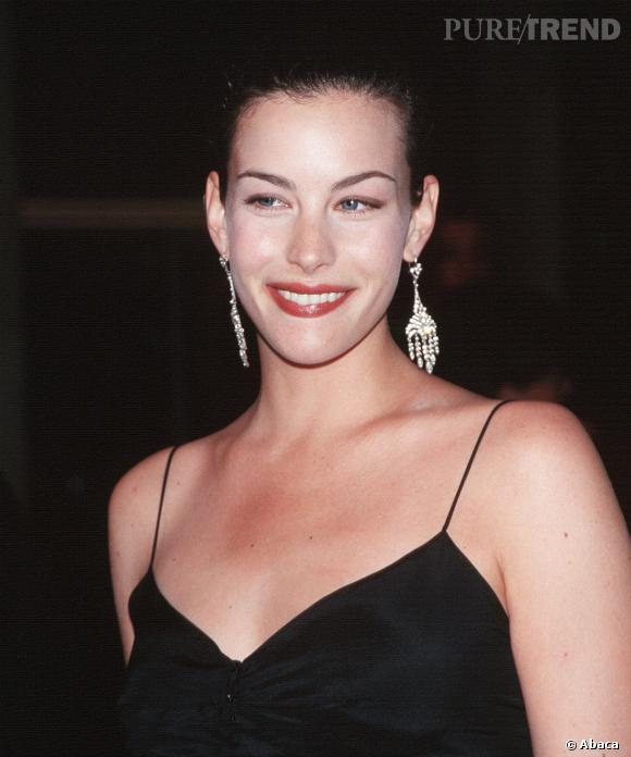 Liv Tyler en 2000, une nouvelle étoile à Hollywood.