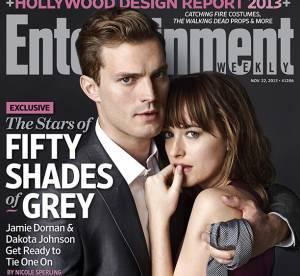 50 nuances de Grey : la 1ère photo des amants pour Entertainment Weekly