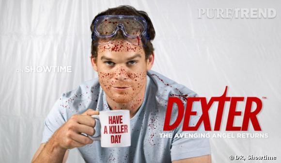 """""""Dexter"""", le dernier épisode ce soir sur Canal +."""