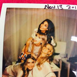 Taylor Swift, Erin Heatherton, Lily Aldridge et Cara Delevingne : sont-elles devenues meilleures amies ?