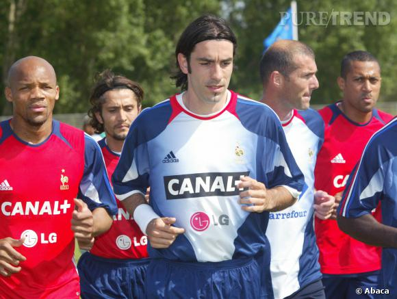 L'équipe de France, accro aux bandanas.